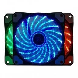 Fan BF.06RGB led 7 cores 120mm