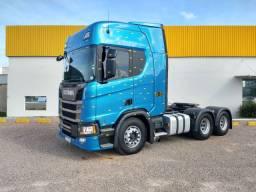 Scania R450 6x2  teto alto zerado 2020