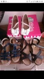 Sapatos infantil número 33