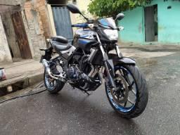 Yamaha MT03 321cc