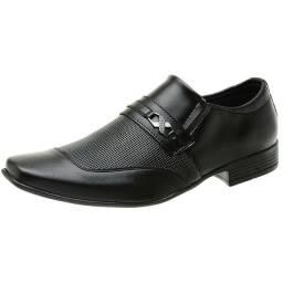 Sapato social confortável elegante e barato