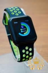 Relógio SmartWatch Hero 4 / F8 Troca Pulseira à Prova D'água<br>
