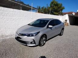 Corolla xei 2.0 top.pouco uso 2019