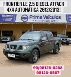 Frontier LE 2.5 Diesel Attack 4x4 Automática 2012/2013
