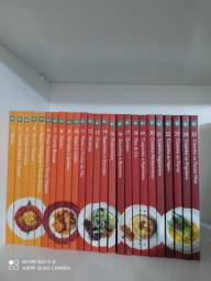 Coleção completa  - Abril Cozinha