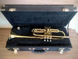 Trompete Weril ET-1012 Afinação Dó