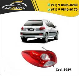 Lanterna Traseira Peugeot Hatch 207