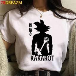 Camisa blusa dragonball z