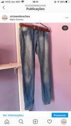 Calça jeans 36/38