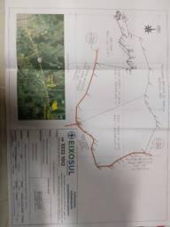 Área rural em Lages com 73,7 Hectares