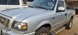 Ranger Cabine Simples Baixo km Muito nova com vistoria Cautelar