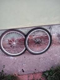 Aros aeros 27 para bicicletas bara forte