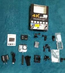 Mini câmera filmadora