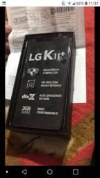 Troco LG K11 Alpha por um Celular da Samsung