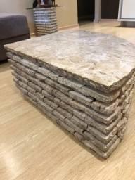 Mesa de mármoreTravertino