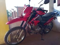 Vendo ou troco moto Bros 150