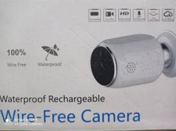 Câmera smart wi fi a prova dágua