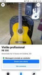 Vendo violão condor elétrico
