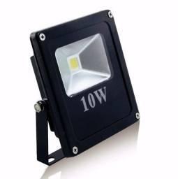 Refletor de LED 10w Iluminação Areás Externas Jardins Piscina - 81307