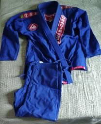 Kimono de jiu jitsu usado