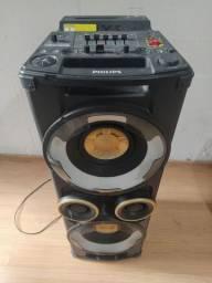 Som Philips Nx5 (com defeito)