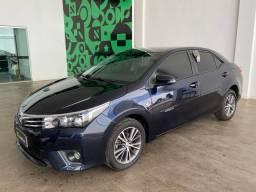 Toyota corolla xei 2015 automático - completíssimo