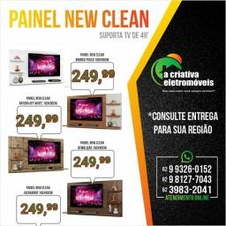 Painel new clean monto gratis