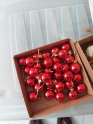 Bolinhas de natal com 31 unidades