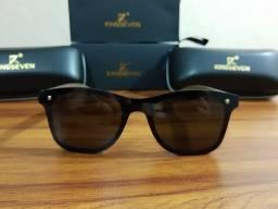 Óculos de Sol KINGSEVEN Polarizado com proteção UV 400