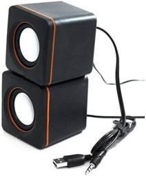 Caixa de som para notebook