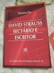 Livro de Nitzsche:  Sectário e Escritor
