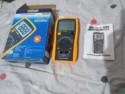 Capacimetro digital Hikari hcp 100