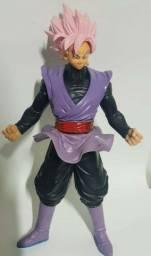 Boneco Goku Black ssj Rose