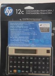 Calculadora Financeira Hp 12C Nova