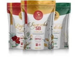 Super Chá SB - Na compra do kit Super desconto e frete grátis .