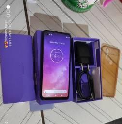 Motorola One Vision 128 GB passo cartão aceito trocas