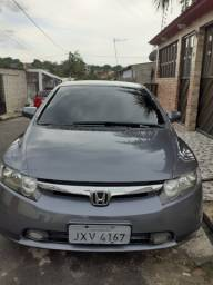 Honda Civic top ano 06/07