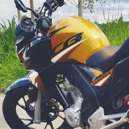 CB Twister 2020 AMARELA ABS