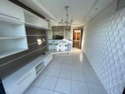 Apartamento com 2 quartos sendo 1 suíte - Condomínio com área de lazer completa