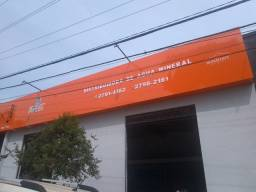 Distribuidora de água/ bebidas Vila Ré
