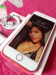 V/T iphone 8 rose super novonao tem marcas