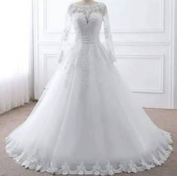 Vestido de noiva a venda