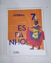 Livro Espanhol - Apoema -7° ano
