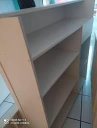 Balcão de atendimento loja