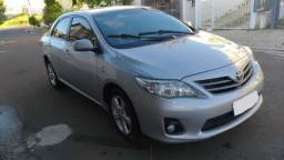 Corolla GLI 1.8 - Prata - 2012 -Mecânico