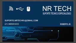 Nr Tech - Suporte técnico especializado em informática e videogames.