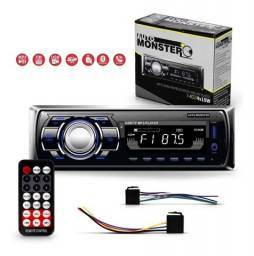 Radio Automotivo básico