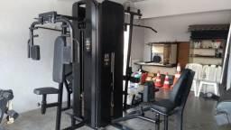 Estação completa novinha Cyber Gym