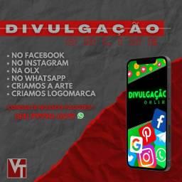 Divulgação Online !
