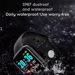 Smartwatch y68 D20 / Relógio Inteligente